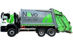 Caminhão Compactador de Resíduos em SP Produto