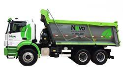 Caminhão Poliguindaste Duplo para Indústrias em SP Produto