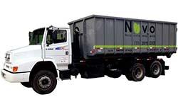 Coleta de resíduos em SP Produto