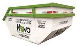 Coleta e transporte de Resíduos Industriais em Campinas Produto