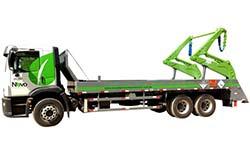 Coleta e transporte de Resíduos Industriais no ABC Produto