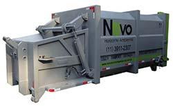 Coleta e transporte de Resíduos Orgânicos no ABC Produto