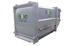 Remoção e tratamento de resíduos Produto